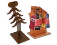 Expositor madera para embutidos